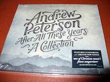 """Andrew Peterson """"After All These Years"""" Sealed and MINT!!! Centricity Music"""