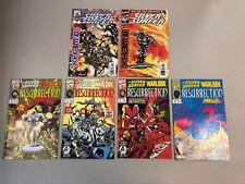 Silver Surfer Remix 1-2 & Warlock Resurrection 1-4 Full Sets Marvel (SW01)