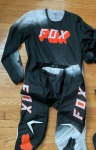 Fox Racing Motocross 180 BNKZ Jersey & Pant **Used Once - Mint**
