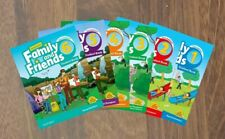 American Family and Friends Level 1-6 Student Book With Full Audio CD