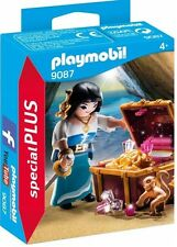 9087 Mujer pirata playmobil,especial,special woman pirate