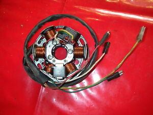 Lichtmaschine stator generator alternateur Spulen Fantic RC80 Caballero