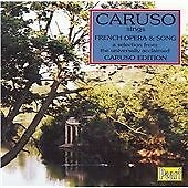 Caruso Sings French Opera and Song, Enrico Caruso, Good Used CD