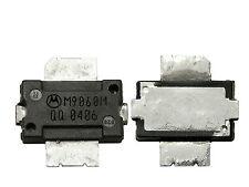 23cm 1296MHz Power Amplifier Transistor 60Watts M9060M MRF6S9060NR1 used test OK