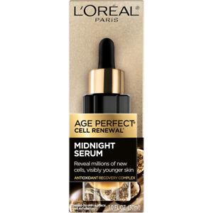 L'Oreal Paris Age Perfect Cell Renewal Midnight Serum, 1 fl oz