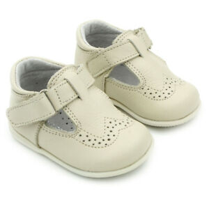 Maiorista Baby Shoes Pearl Leather Moccasins Made in Portugal