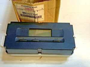 Genuine Mitsubishi 380 9/05-4/08 Clock Brand New Old Stock MN162706