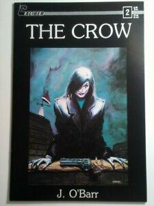 The CROW #2 1st Print VF JAMES O'BARR