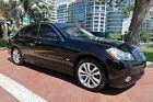 2009 Infiniti M35 x AWD Sedan 2009 INFINITI M35 x AWD Sedan 133526 Miles Black Obsidian Sedan 3.5L V6 CYLINDER