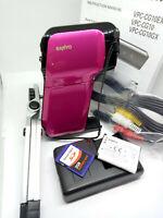 SANYO VPC-CG10 HD Xacti Dual Camera Digital Camcorder MPEG4 PINK VPC-CG10EXP
