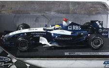 Nico Rosberg Williams-Toyota FW29, 2007, Hot Wheels, Neu+OVP