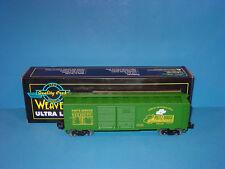 WEAVER -  PRITZ  DODGE  DD BOXCAR - MINERSVILLE  LIONS  MILLENNIUM TRAIN CAR # 8