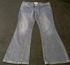 Nice AEROPOSTALE Denim Jeans Women's, Sz. 7/8 HAILEY FLARE GOOD CONDITION!