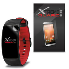 6-Pack Clear XtremeGuard HI-DEF Screen Protector For Samsung Gear Fit 2 Pro