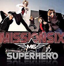 FREE US SHIP. on ANY 2 CDs! ~Used,VeryGood/Good CD Missionsix: Superhero