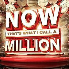 Now That's What I Call a Million 0888750135223 by Various Artists CD