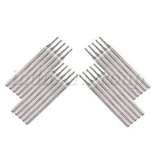 20x1.2MM Lapidary Diamond Coated Gems Engraving Hole Saw Drill Bit 2.35mm Shank