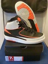 Brand New Nike Jordan Retro 2 Black Infrared Cement Size 7 NEW Boys