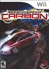 Need for Speed: Carbon (Nintendo Wii, 2006)