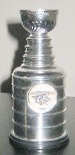 NASHVILLE PREDATORS LABATT NHL HOCKEY MINI STANLEY CUP VERY GOOD