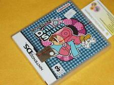 Mr DRILLER Drill Spirits Nintendo DS NUOVO SIGILLATO ver. ITALIA Puzzle by NAMCO