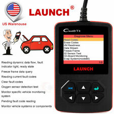 100% Original Launch Creader V+ OBD2 Code Reader Engine Car Diagnostic Scanner