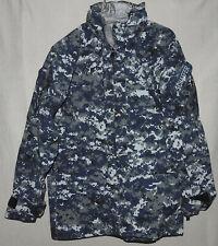 USN Gore-Tex Parka US Navy Working Uniform NWU Type I size SMALL REGULAR 2015