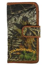 Official Mossy Oak Women Camo Wallet Ladies Western Brown Wallet / Camo Cutie