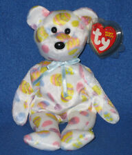 TY EGGS 2004 the BEAR BEANIE BABY - MINT with MINT TAG