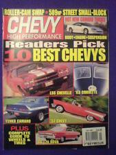 CHEVY HI PERFORMANCE - '66 L79 NOVA - May 1997