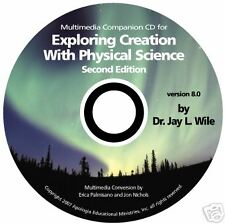 Apologia - Exploring Creation with Physical Science Multimedia Companion CD Rom