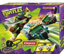 Carrera GO!!! - 62324 Teenage Mutant Ninja Turtles X-Loop Rennbahn NEU & OVP