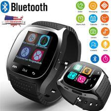 New listing Bluetooth Smart Watch Nfc Pedometer Phone Mate For Samsung J7 J5 Lg V20 V10 K8