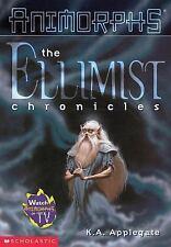 NEW THE ELLIMIST CHRONICLES ANIMORPHS K.A. APPLEGATE PB NEW