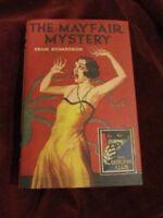 Frank Richardson - THE MAYFAIR MYSTERY - facsimile 1st