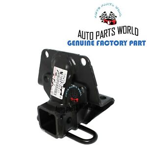 GENUINE OEM TOYOTA 03-20 4RUNNER PINTLE TRAILER HOOK SUPPORT TUBE 51909-35011