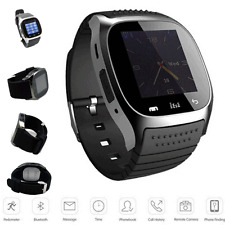 Bluetooth Smart Watch Wristwatch Call Sync Phone Mate For Android Samsung S7 S5