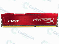 For 4GB 8GB 16GB Kingston HyperX PC4-21300 DDR4 2666MHz DIMM Desktop Memory HB10