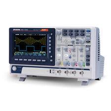 Instek Gds 1102b 100 Mhz 2 Ch 1 Gsas Digital Storage Oscilloscope