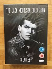DVD The Jack Nicholson Collection 3 DVD Box-Set,New&Sealed.
