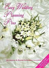 Easy Wedding Planning Plus by Alex Lluch; Elizabeth Lluch