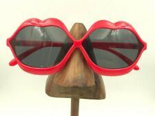 Foster Grant SR1217 Red Lips Sunglasses Eyeglasses Frames