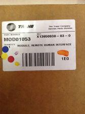 TRANE MOD01053 MODULE; REMOTE HUMAN INTERFACE 2