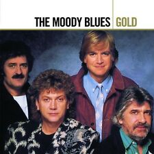 """THE MOODY BLUES """"GOLD"""" 2 CD ALLE HITS NEUWARE!!!!!!"""