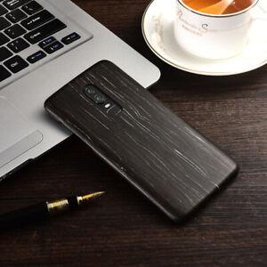 Kugelsicher Aramid mix Echt Holz Backcover Hard Wood Case Handyhülle für OnePlus