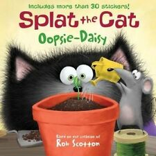 NEW Splat the Cat: Oopsie-Daisy by J. E. Bright