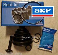 OE SKF CV Boot Joint Drive Shaft Gaiter Front Wheel Side Audi A4 VW Passat Skoda