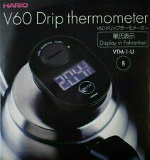 Hario VTM-1-U Fahrenheit V60 Drip Thermometer VTM-1B-U for Select Buono Kettles
