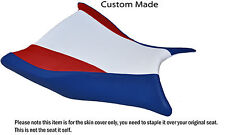 SPORT DESIGN CUSTOM FITS BMW S 1000 RR 2009-2011 FRONT VINYL SEAT COVER