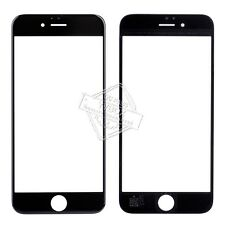"""Black Original Front LCD Outer Glass Screen Lens Replacement for 4.7"""" iPhone 6s"""